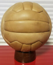 Swiss World Champ: Official ball of da 1954 Fifa Soccer World Cup in Switzerland