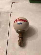 VINTAGE HAMM'S BEER - TAP TAPPER KNOB / HANDLE