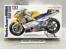 TAMIYA 1/12 Nastro Azzurro Honda NSR500 Model Kit 14082 Motorcycle Series No.82