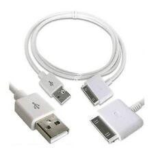 Câbles et adaptateurs iPod Nano pour lecteur MP3