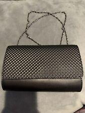 Small Evening Black Neiman Marcus Bag