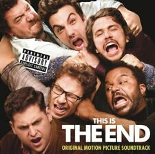 This Is the End (Original Motion Picture Soundtrack) [New & Sealed] CD