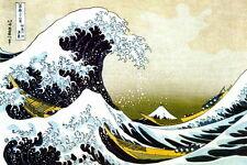 """Hokusai - Great Wave - Maxi Poster    MAXI SIZE 24""""X36"""""""