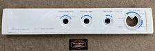 131666971 Frigidaire Dryer Console Faceplate