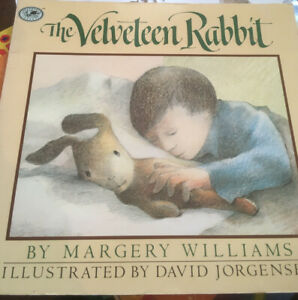 The Velveteen Rabbit By Margery Williams, David Jorgensen, Softcover Children's