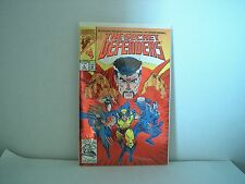 The Secret Defenders Wolverine Dr. Strange Darkhawk Nomad Marvel Comics #1