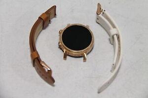 Motorola Moto 360 3rd Gen 2020 Stainless Steel Smartwatch 43mm M360FS19 -Gold-
