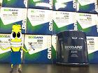 Premium Oil Filter Ecogard X241 Replaces Fram PH3614 PG241 L10241 Case of 12