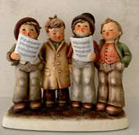 Large Hummel Goebel Harmony In Four Parts   Figurine Damaged!