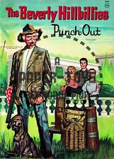 Vintage Reprint - 1964 - Beverly Hillbillies Punch-Out Book - Reproduction
