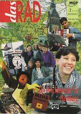 das RAD Magazine. Issue 2. November, 1991. ISSN 0033-7455. Learning German.