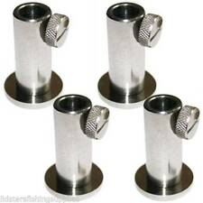 4 Fishing Rod Rests & Pods