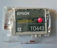 Original Epson T0443 magenta C64 C66 C84 C86 CX3650 CX6400 Stylus