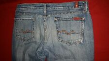 7 For All Mankind Flare Women's Jeans size 29, inseam 34