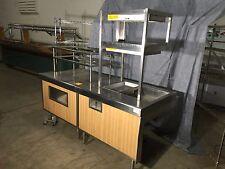Custom Built Warmer Cabinet (C132) * New Price *