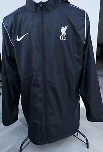 GENUINE  Liverpool FC NIKE  training JACKET / COAT RRP£74.95 BNWT / SUPERB XXL