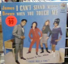 SEALED JAMES BROWN I CAN'T STAND OG PRESS LP WITH PRICE STICKER KING 1030