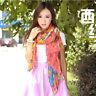 13 Colors New Fashion Women's Long Shawl Stole Scarves Soft Chiffon Scarf  Wraps