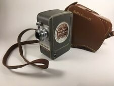 Vintage Bell & Howell 8 MM Magazine Camera 172 Untested with Case