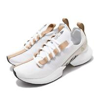 Reebok Sole Fury Lux White British Tan Mens Running Shoes Sneakers DV6924