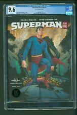 Superman Year One #1 CGC 9.6 First Print Romita Cover DC Black Label Magazine SZ