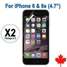 "2x iPhone 6 6S 4.7"" Ultra Clear Screen Protector"