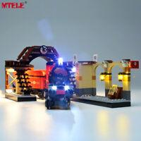 LED Light Up Kit For LEGO 75955 Hogwarts Express Lighting Set building 75955