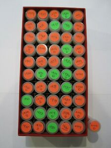 51 Different Date BU Lincoln Cent Rolls - LOW PRICE - Instant Collection LOT