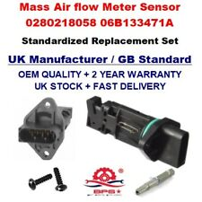 MASS AIR FLOW SENSOR 0280218058 06B133471A for AUDI A4 A6 VW PASSAT 2.0