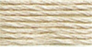 DMC 6-Strand Embroidery Cotton 8.7yd-Ultra Very Light Beige Brown - 12 Pack