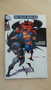 Superman Batman #1 DC June 2006 FCBD
