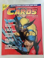 CARDS ILLUSTRATED Magazine #3 Feb 1994 FANTASTIC GLENN FABRY WOLVERINE COVER