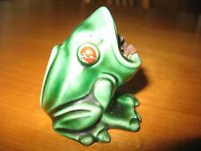 Goebel,Hummel Porzellanfigur Frosch S 147 Streichholzhalter
