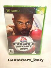 EA FIGHT NIGHT 2004 (XBOX) NUOVO SIGILLATO NEW PAL VERSION