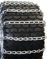 RUD 2 Link Snow Blower 33-12.50-15 Garden Tractor Tire Chains - GT5324-2CR