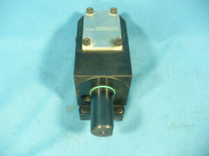 Hardinge QC 001194403L Quest CNC Lathe Tool Holder Works Low Hours