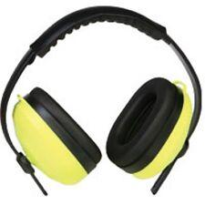 Yellow Ear Muff Hearing Protection Foldingadjustable Workhuntingshooting 26db