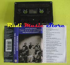 MC ELVIS COSTELLO & THE BRODSKY QUARTET The juliet letters 1993 no cd lp dvd vhs
