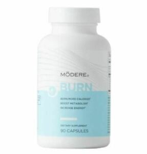 Modere Burn - One Bottle - New/Sealed - Burn More Calories - FREE SAME DAY SHIP