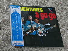 VENTURES VENTURES A GO-GO RARE OOP JAPAN MINI-LP CD