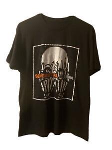 SENSES FAIL Quince Anos Concert Tour T Shirt L