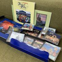 TOKYO DISNEY LAND TREASURES OF FANTASY 10 CD's SET RARE COLLECTIBLE TDL w/box