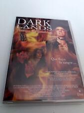 "DVD ""DARK LANDS"" COMO NUEVO JULIAN RICHARDS CRAIG FAIRBRASS ROWENA KING"
