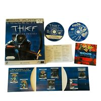 Thief The Dark Project Pc Game With Big Box 1998