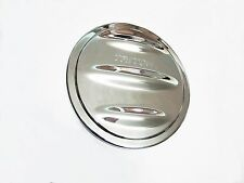CHROME FUEL TANK OIL CAP COVER TRIM FOR MITSUBISHI L200 TRITON 4 DOORS 2005-13