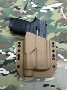 Coyote Tan Kydex Holster SIG P320 Compact Streamlight TLR-1 / TLR1 HL