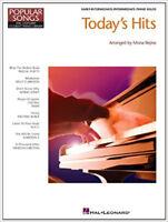 Hal Leonard Student Piano Library Todays Hits Piano Bk (Popular Songs: Hal Leona
