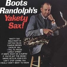 Randolph, Boots : Yakety Sax! (Sony) CD