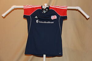 NEW ENGLAND REVOLUTION   Adidas ClimaCool JERSEY  Womens  XL   NwT   $70 retail