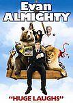 Evan Almighty (DVD, 2007, Full Frame)